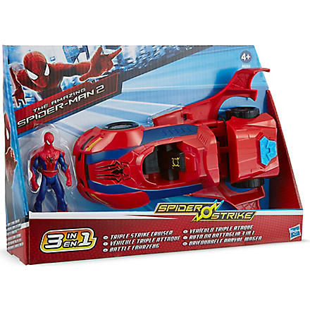SPIDERMAN Triple strike cruiser