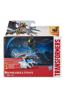 TRANSFORMERS Transformers Bumblebee & Strafe set