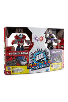 TRANSFORMERS Transformers Battle Masters set