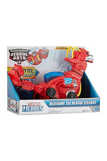 TRANSFORMERS Heatwave The Rescue Dinobot