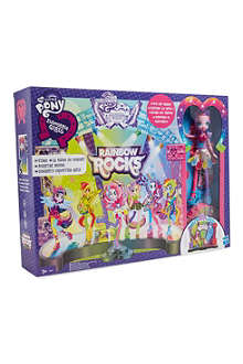 MY LITTLE PONY Equestria girls playset