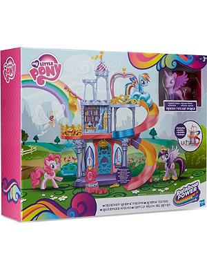 MY LITTLE PONY Princess Twilight Sparkles rainbow kingdom