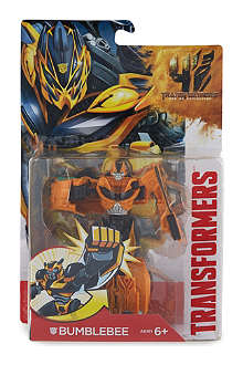 TRANSFORMERS Bumblebee power attacker