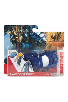 TRANSFORMERS Drift one-step changer