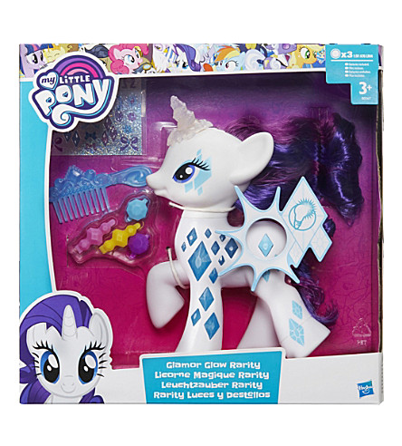 MY LITTLE PONY Rarity ultimate pony