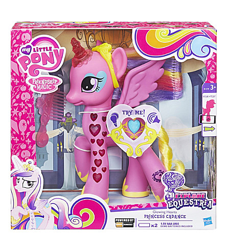 MY LITTLE PONYMY LITTLE PONY 发光的心公主 Cadance 29 厘米