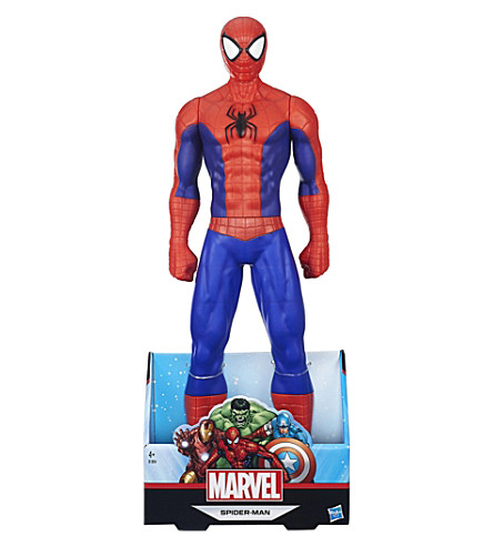 SPIDERMAN Titan Hero spiderman figure 20