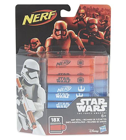 STAR WARS Nerf blaster refill 18 pack