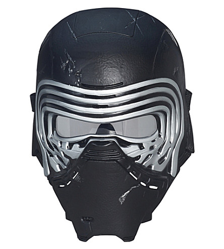 STAR WARS Kylo Ren voice changer mask