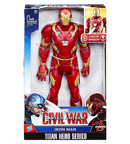 MARVEL AVENGERS Avengers Iron Man Titan Hero 12