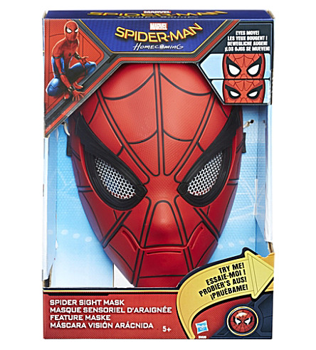 SPIDERMAN Spiderman plastic mask