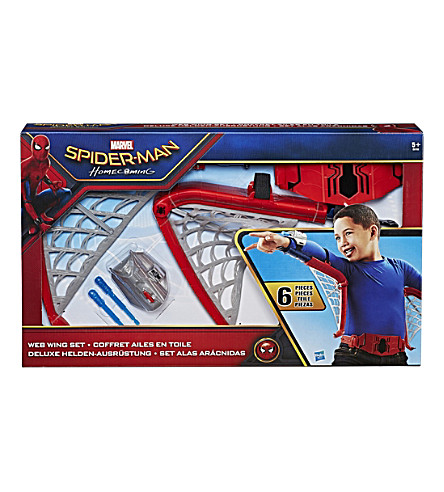 SPIDERMAN Hero role play playset