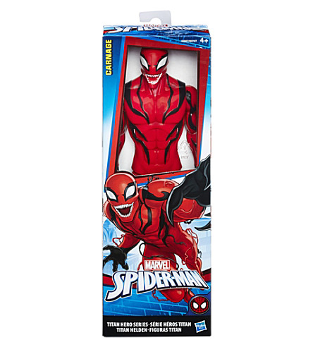 SPIDERMAN Spiderman Titan Hero Villains action figure