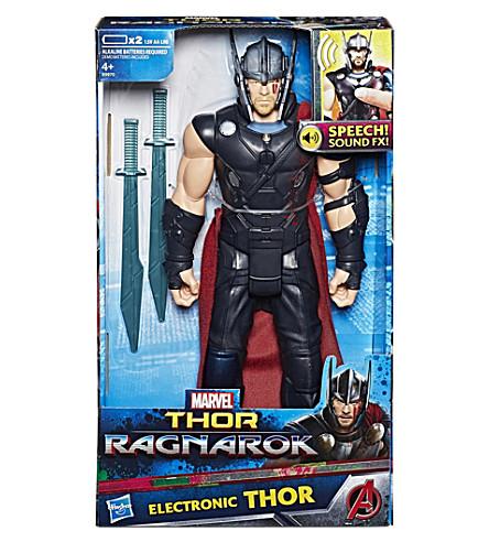 MARVEL AVENGERS Ragnarok electronic Thor figure