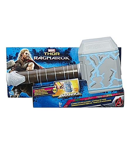 MARVEL AVENGERS Thor Ragnarok Rumble Strike Hammer