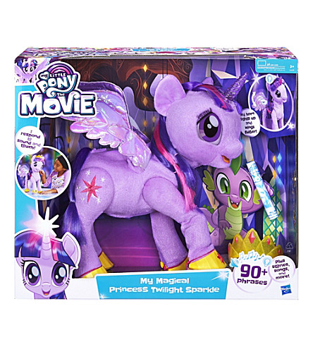 MY LITTLE PONY My Little Pony princess twilight sparkle interactive toy