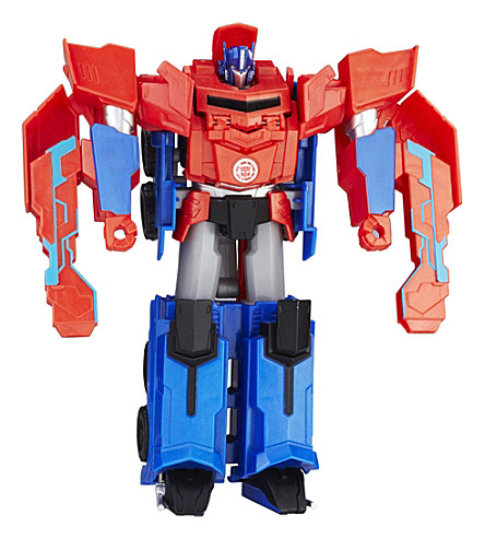 TRANSFORMERS 3-Step Change Optimus Prime Action Figure