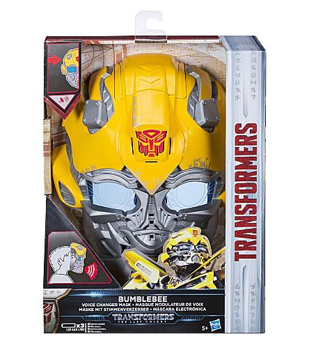 TRANSFORMERS Bumblebee Changer Helmet
