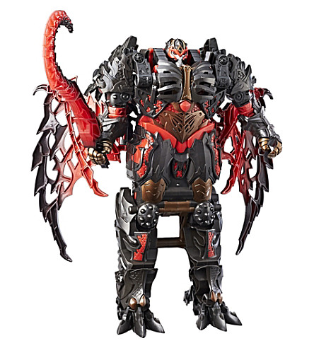 TRANSFORMERS MV5 turbo changer Dragonstorm figure