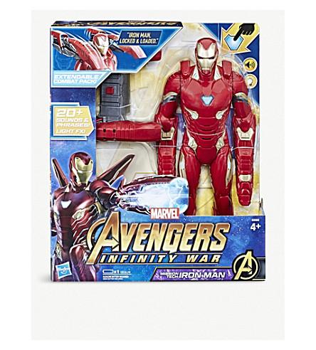 MARVEL AVENGERS Mission Tech Iron Man