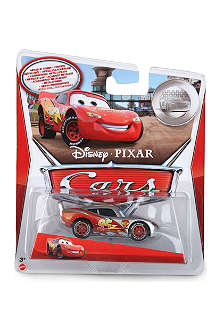 CARS Silver Cars figure