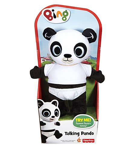 BING Fisher-Price Bing Talking Pando