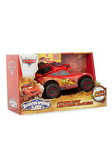 CARS Lightning McQueen off-road racer