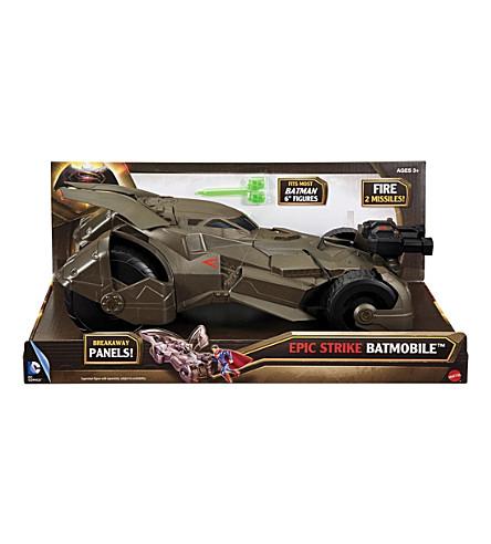BATMAN Epic Strike Bat Mobile