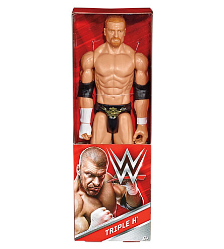 WWE Triple H action figure
