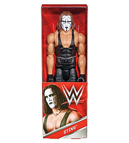 WWE Sting action figure