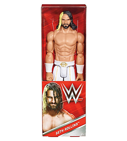 WWE Seth Rollins action figure