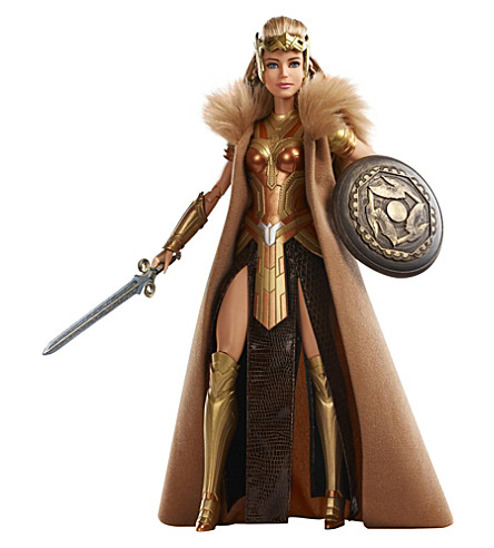 BARBIE Queen Hippolyta doll