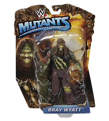WWE Trade Up Mutant Bray Wyatt action figure