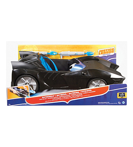 BATMAN Action Twin Blast Batmobile Vehicle