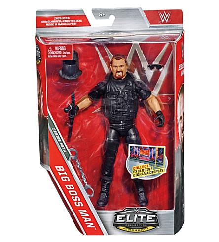 WWE Elite 47 Big Boss Man figure