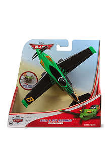 CARS Pull and fly buddies Ripslinger plane