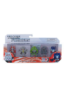 TRANSFORMERS Transformers figurines