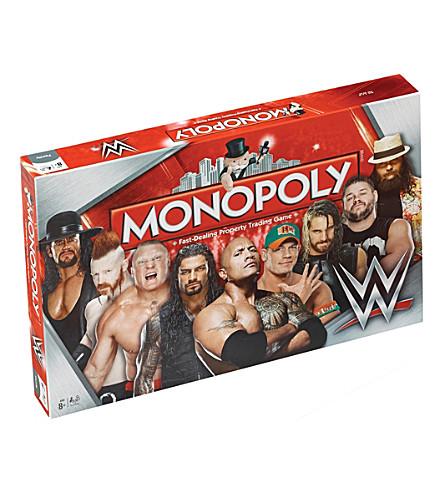 WWE WWE Monopoly