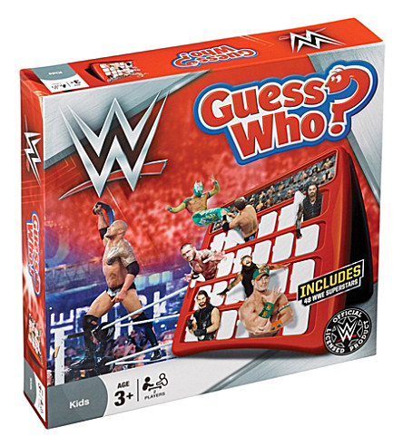 WWE WWE Guess Who