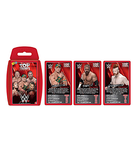WWE WWE Top Trumps