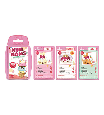 POCKET MONEY Top Trumps card game