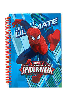 SPIDERMAN Ultimate Spider-Man notebook
