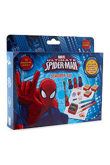 SPIDERMAN Ultimate Spider-Man stamper set