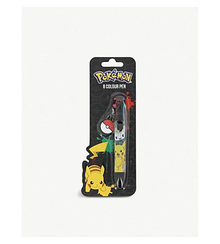 POKEMON Pokemon eight colour pen
