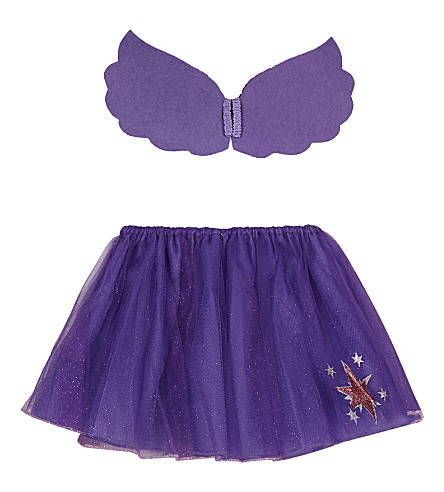 MY LITTLE PONY Twilight Sparkle wings & tutu set 4-8 years (Pink