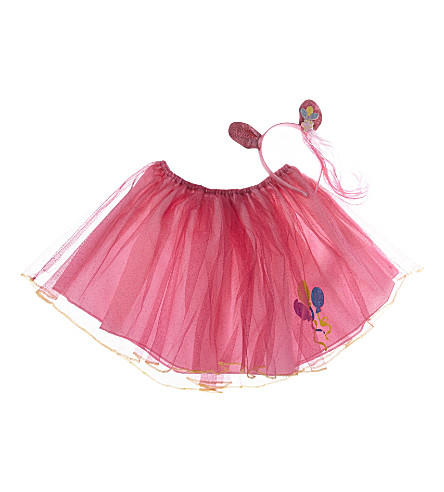 MY LITTLE PONY Pinkie Pie tutu & headband set 4-8 years (Pink