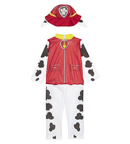 PAW PATROL Marshall costume 3-4 years (Red