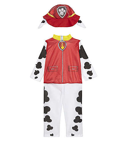 PAW PATROL PAW Patrol Marshall costume 2-3 years (Red