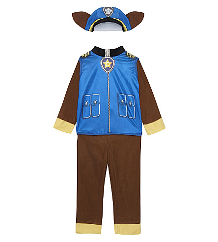 PAW PATROL Chase costume 3-4 years (Blue