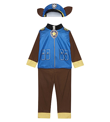 PAW PATROL Chase costume 2-3 years (Blue